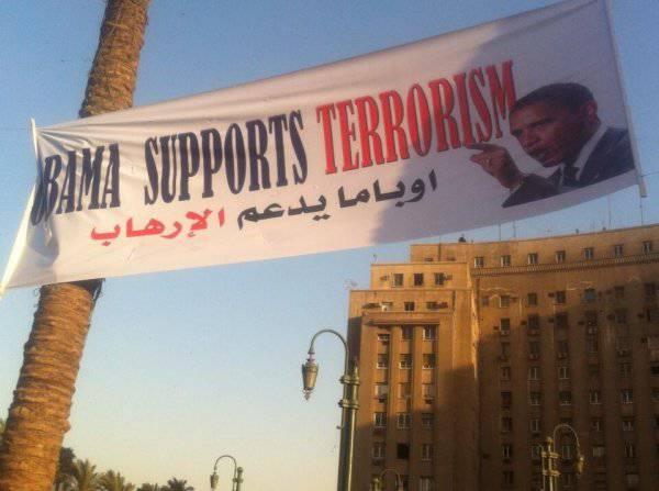 США – главный мировой террорист