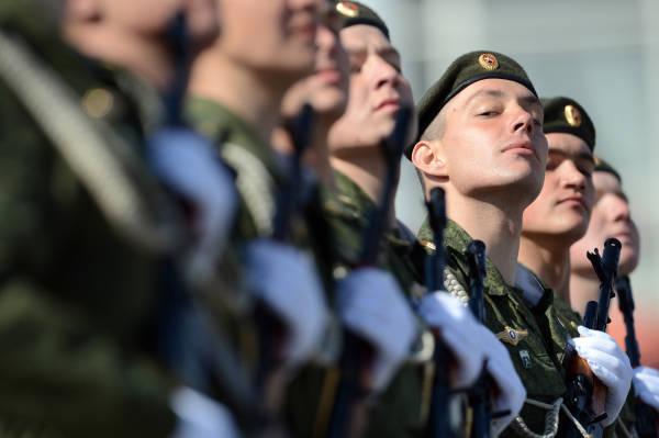 """Die körperliche Ausbildung des Militärs wollen sie an die Erfordernisse des Kampfes """"binden"""""""