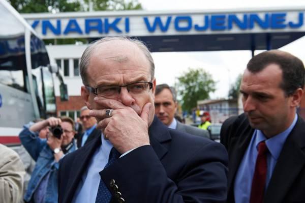 Pan Shalopay, Israel e contra-inteligência: sobre a renúncia do vice-ministro da Defesa polonês, Skrypczak