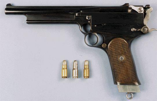Arma Marte (Gabbet-Fairfax Mars pistola automática)
