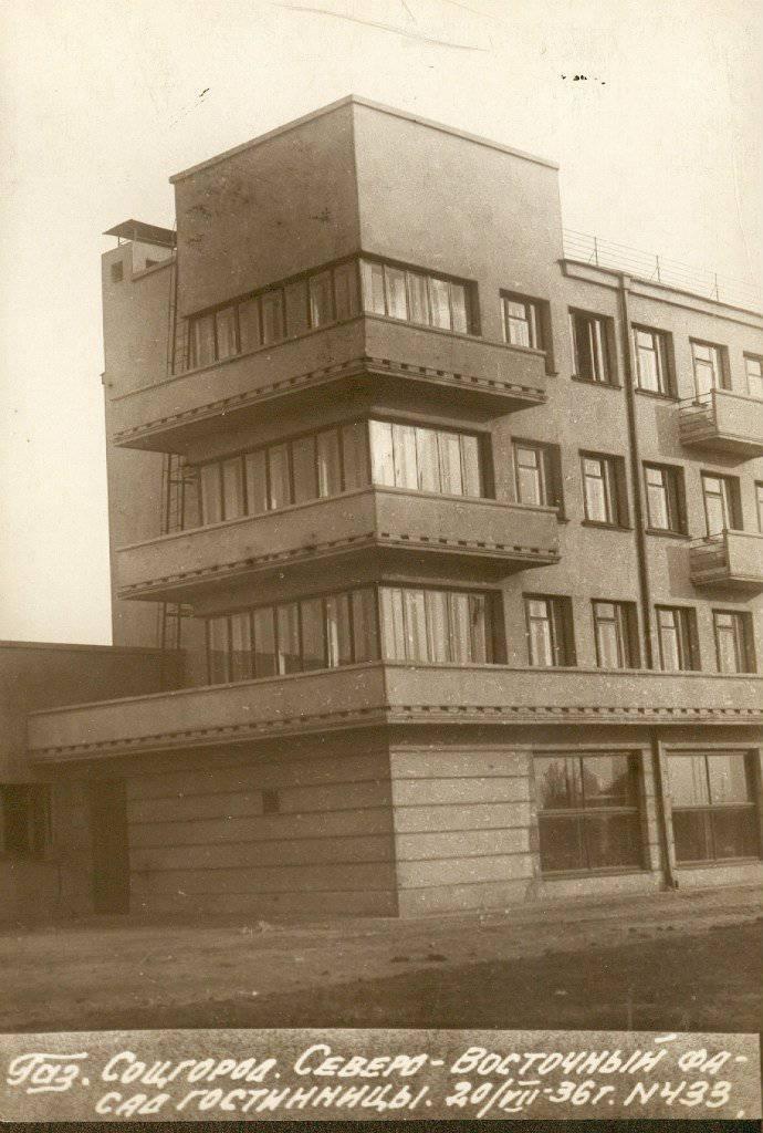 高尔基Avtozavodsky区的历史