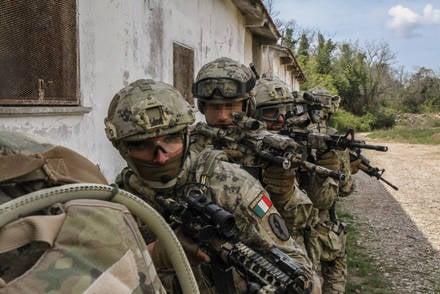 гордость итальянского спецназа