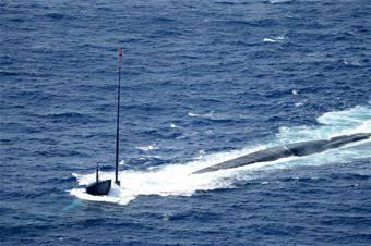 Les États-Unis ont concentré des sous-marins nucléaires dans le Pacifique pour contenir la Russie, la Chine et la Corée du Nord
