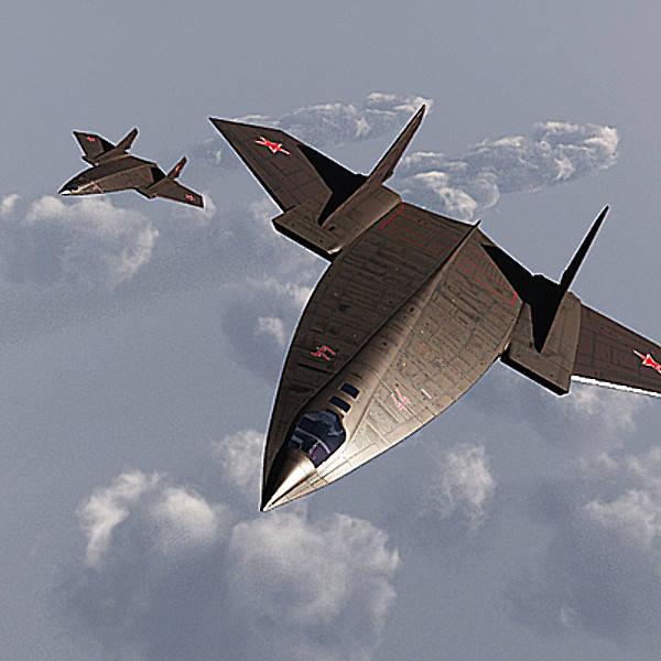 戦略爆撃機DSB-LKのプロジェクト