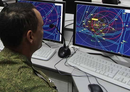 """ACS """"Polyana"""" ने केंद्रीय सैन्य जिले के वायु रक्षा और विमानन के कमांड पोस्ट के आयुध में प्रवेश किया"""