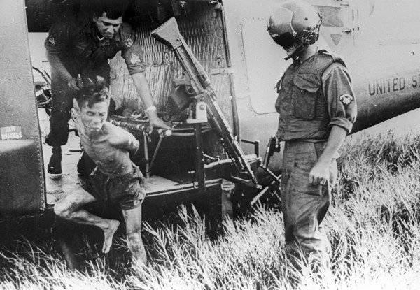 Siete razones para la derrota de los Estados Unidos en Vietnam