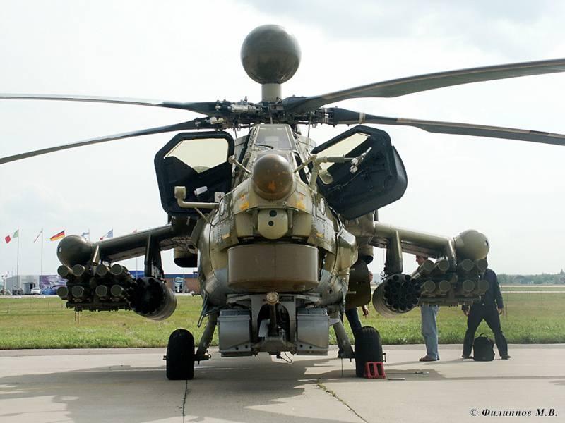 Mi-28H - Nachtjäger