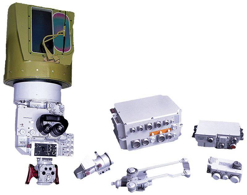 """SE NPK """"Fotopribor"""" a publié le premier lot de systèmes de navigation et d'observation pour MBT """"Oplot"""""""