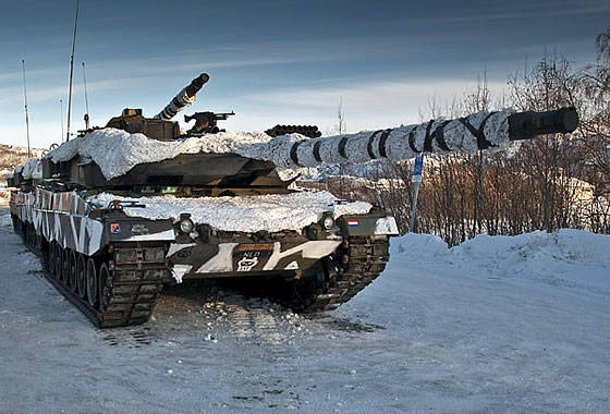 "The contract for the supply of Finland MBT ""Leopard-2A6"" from the Armed Forces of the Netherlands is ready for signing"