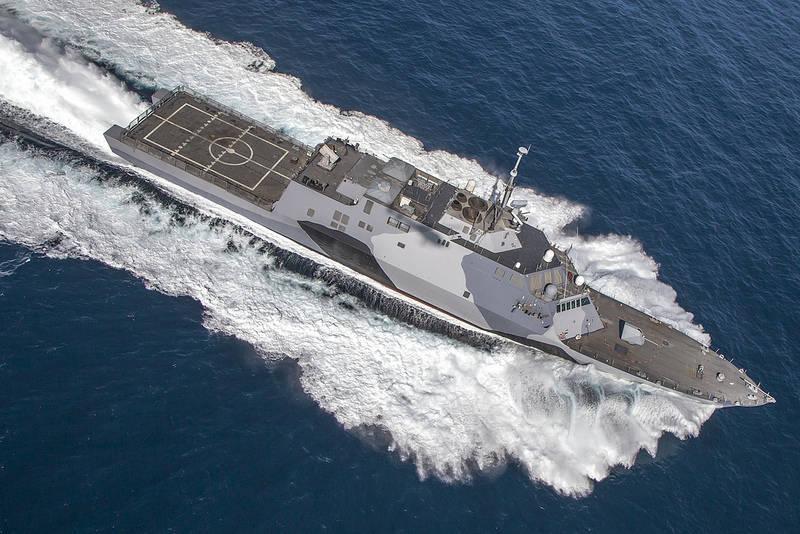 La US Navy non cambia i piani per LCS