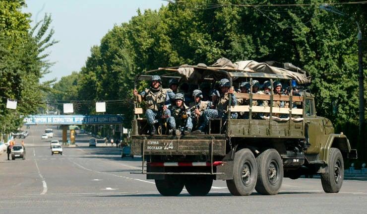 """Uzbek citizens complain about """"paid army"""""""