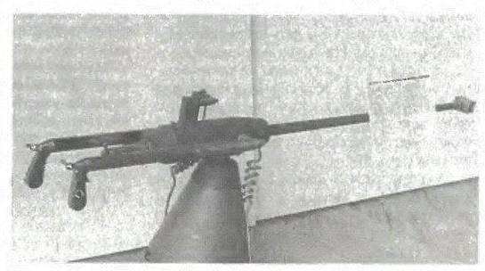 Как выдумали жидкий порох, или Пулемёт на керосине