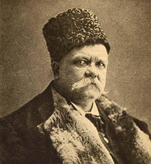 Moscú Zaporozhets - Vladimir Alekseevich Gilyarovsky