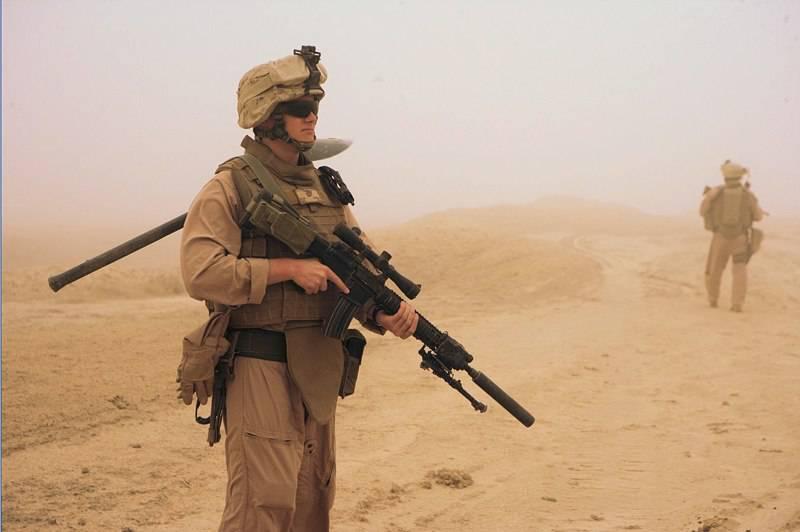 For long ranges Mk12 MOD1