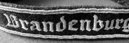 ナチスの部隊Brandenburg-800