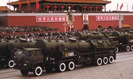 Как устроены стратегические ядерные силы Китая