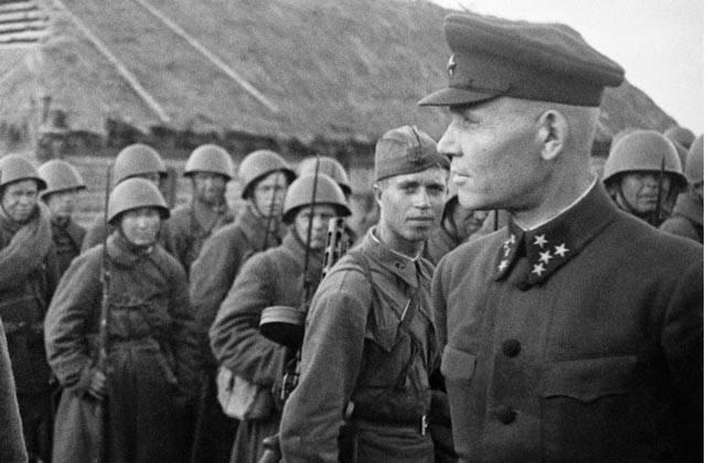 Konev and Zhukov were preparing a coup?