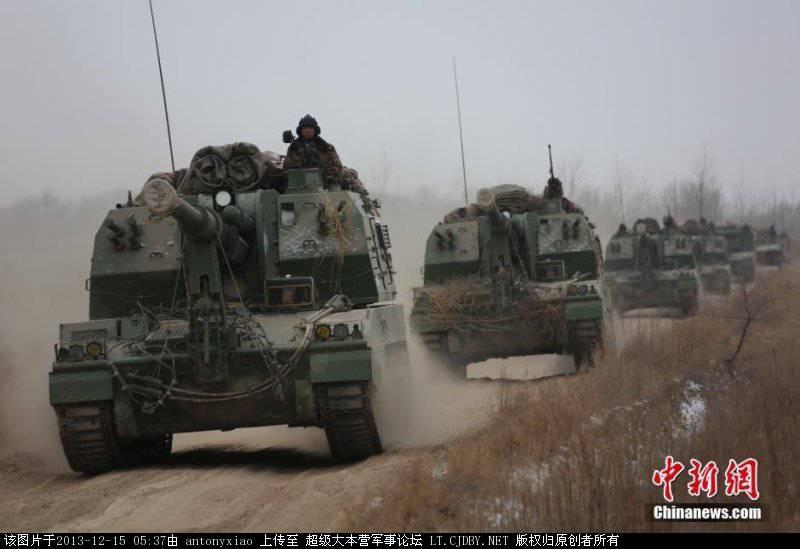 Çin halk ordusu, 100'in binlerce askerini Kuzey Kore sınırına seferber etti
