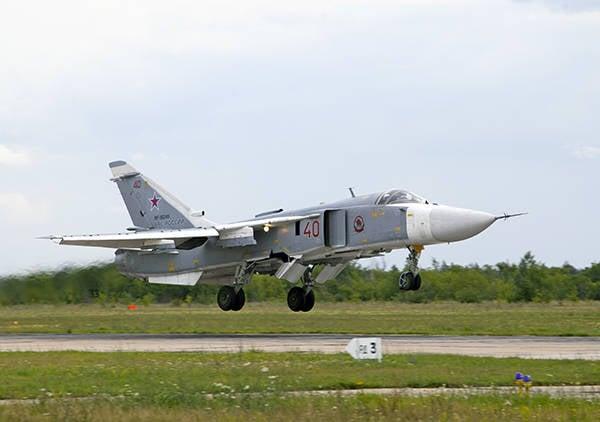 Su-24的三大优势