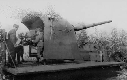 Artillery raids