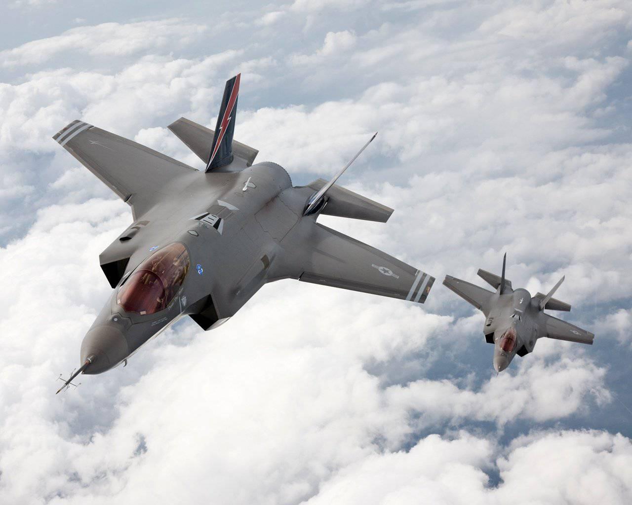 Обои F-35, Самолет 5 поколения, истребитель пятого поколения. Авиация foto 14