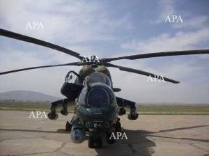 Rusya, Azerbaycan'a Mi-35M muharebe helikopterleri tedarik etme sürecini tamamladı