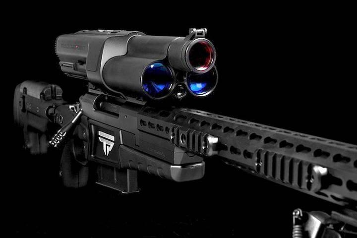 """L'armée américaine utilise des fusils """"intelligents"""" qui peuvent toucher des cibles avec peu ou pas de tireur"""