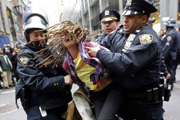 Polícia de Nova York: Escândalos, Violência, Assassinato