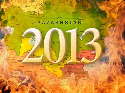 Central Asia 2013 - Waiting for Collapse
