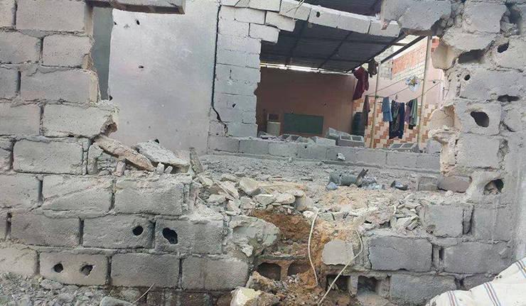"""利比亚人权活动家:""""卡塔尔飞机炸毁我们"""""""