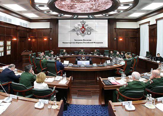 Shoigu llama a las nuevas amenazas militares a Rusia