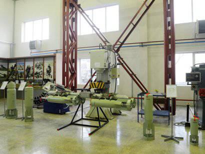 El Ministerio de Defensa de Azerbaiyán anunció la lista de productos lanzados en el año 2013