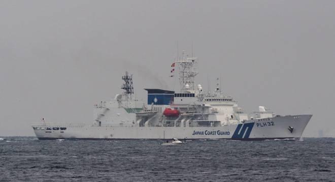 La Chine construira le plus grand navire de patrouille du monde