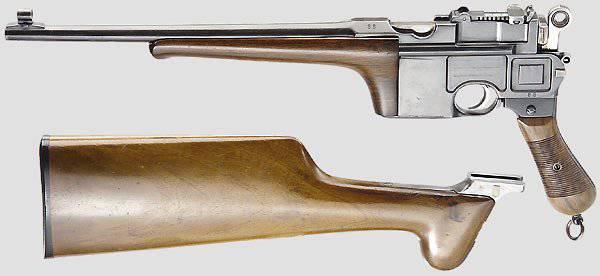 Karabina Mauser K-96