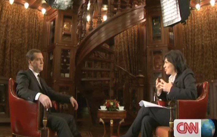 Dmitry Medvedev: l'économie est normale mais ne plaît à personne