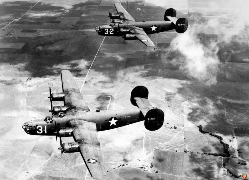 血まみれのイースター。 4月のベオグラードでの爆撃1944