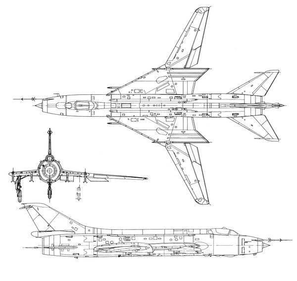 Soviet fighter-bomber aircraft