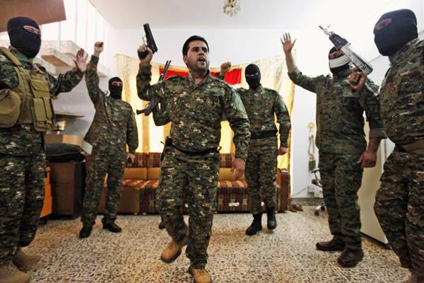 A jihad mundial é perigosa para todos. Há mais adeptos de Bashar al-Assad em Israel do que na própria Síria