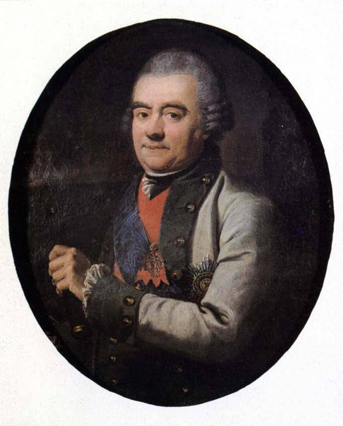 海军上将格里戈里斯皮里多夫