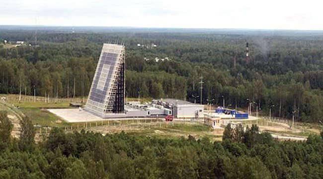 ओरेनबर्ग क्षेत्र में एक रडार स्टेशन का निर्माण शुरू हुआ