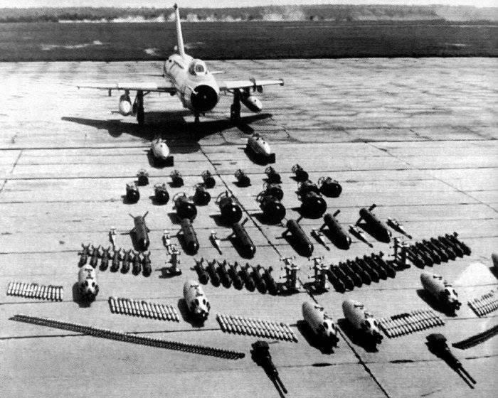 Cacciabombardieri sovietici in battaglia. Parte 1