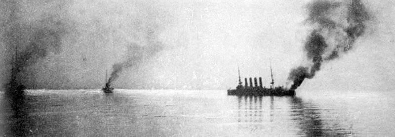 """""""Japón lidera nuestro juego"""". Al aniversario 110 del comienzo de la guerra ruso-japonesa."""
