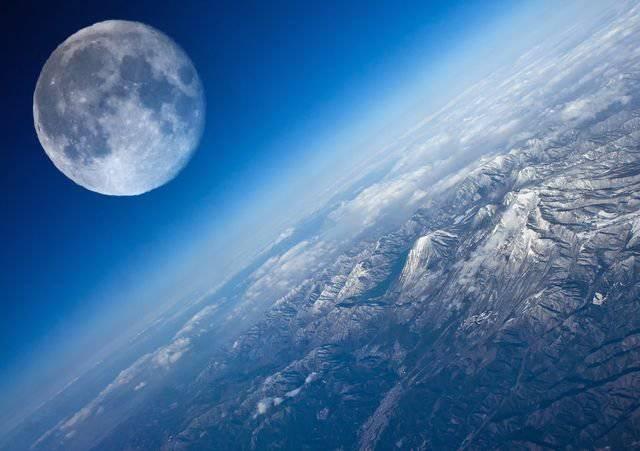 Россия готовит к отправке на Луну три космических аппарата