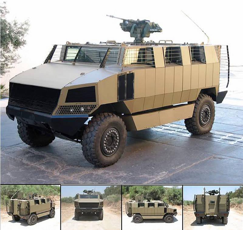 Израильский бронетранспортер Golan