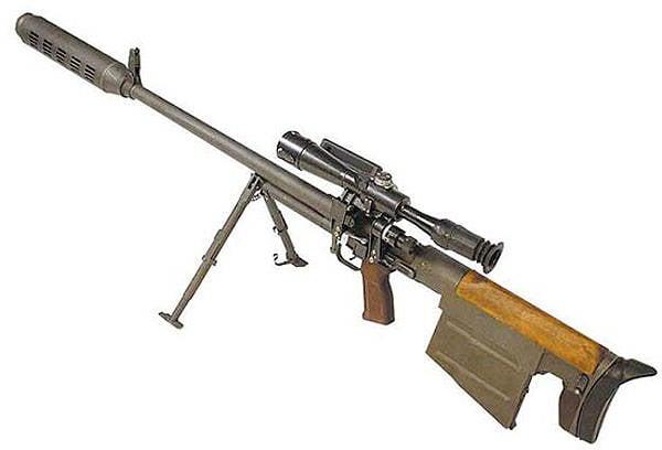 12,7-мм снайперский комплекс 6С8 «КОРД»