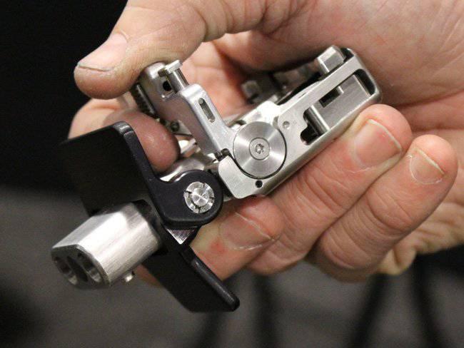 CL380 - le plus petit pistolet à double canon sous .380ACP