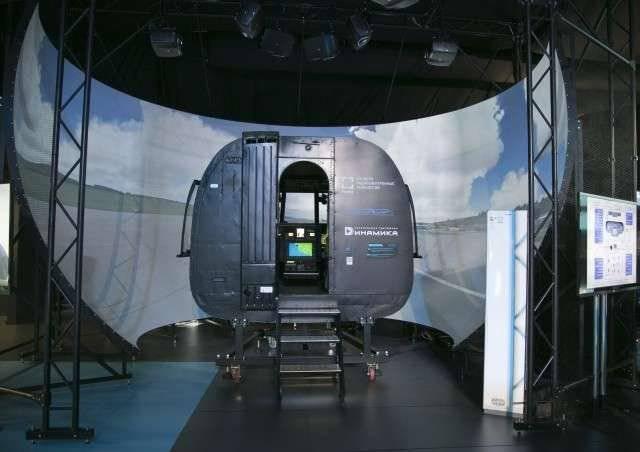 "TsNTU ""Dynamics""는 광각 시각화 시스템 제조에 대한 국제 특허를 받았습니다."