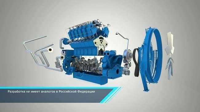 UDMZ, yeni bir dizel motor ailesinin ilk prototiplerinin üretimine başladı