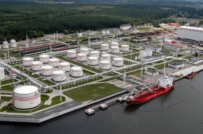 Строительство морских портов России