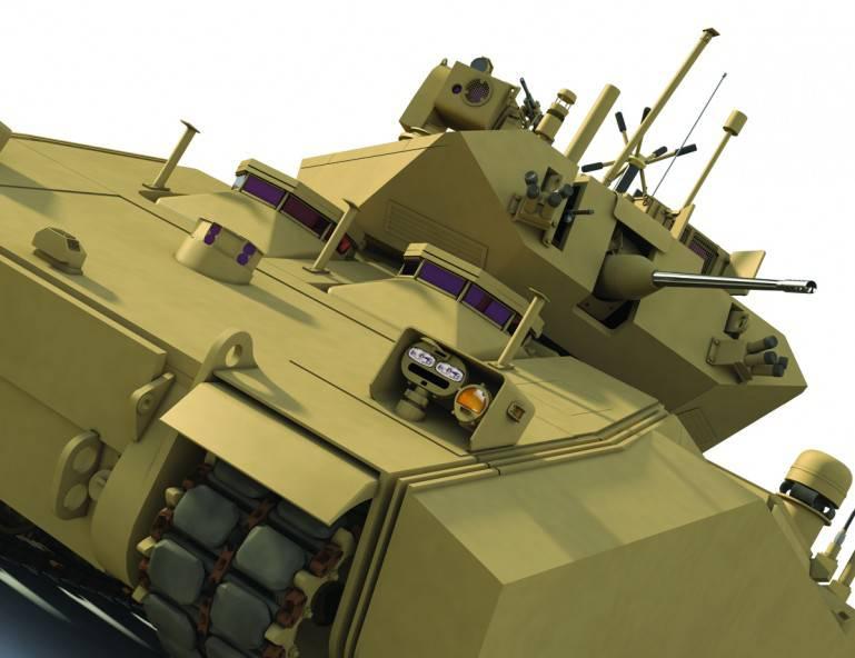 ABD Ordusu GCV BMP programını iptal etti